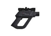 Infrarot Handthermometer Optris Serie P20 mit Zieloptik und Laservisier