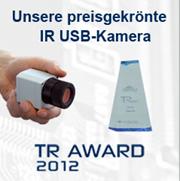 IR-Wärmebildkamera Optris PI400i, PI450i, PI640i, PI1M, PI05M, PI450G7, PI640G7
