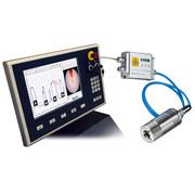 Video-Thermometer OPTCTV1M/2M mit Videokanal, für Hochtemperaturmessung auf Metall