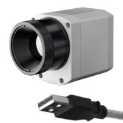 Mini-VGA-Infrarot-Kamera Optris PI640, echte 640x480 Pixel Auflösung