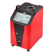 TP 37165E.2, Temperaturkalibrator / Trockenblock-Temperaturkalibrator. Temperaturbereich: -35°C ... +165°C