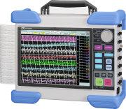 OMNIACE RA2300MKII / MKII-S Oscillographic Recorder / Transienten Recorder