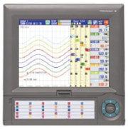 YOKOGAWA DAQSTATION DX200 Papierloser Einbauschreiber mit Netzwerk-Anbindung