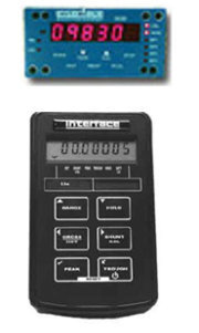 Anzeigen und Verstärker zu Sensoren Marke Interface
