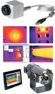Infrarot-Kamera Optris PI160, preiswert vielseitig