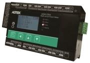 Multikanal Powermeter Energiemeter für 1 oder 2 Netze und max. 24 Stromkreise