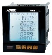 Panel-Powermeter Energiemeter ADTEK CPM-20