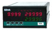 Präzisions- DC-Geräte und Panelwattmeter Energiemeter ADTEK VAW