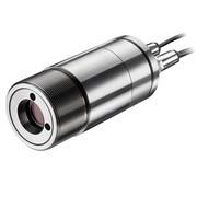 Metall-Thermometer OPTCSV2M mit Laservisier & Videomodul