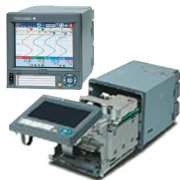 YOKOGAWA DXAdvanced DX1000N Papierloser Einbau-Bildschirmschreiber für NPP-/Kernkraftwerk-Applikationen/Störfall-Instrumentierung 0E/1E