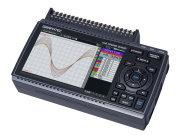 GL840 midi LOGGER, mobiler 20- bis 200-Kanal Datenlogger mit Display