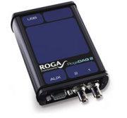 RogaDAQ2, 2-Kanal DC/IEPE USB-Frontend / Soundcard / FFT Analysator