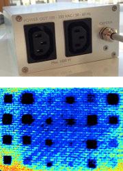TLIM (Tracer LockIn Modul) von Winterthur Instruments für die zerstörungsfreie Beschichtungs- und Materialprüfung
