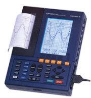 OR100E, Portabler Störfallschreiber / Oscillographic Recorder für den Service und Unterhalt