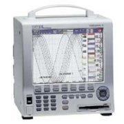 YOKOGAWA MobileCorder MV200, Mobiler Papierloser Schreiber / Datenlogger mit Farb-Display