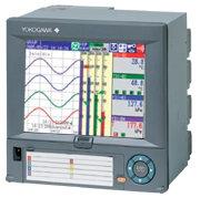 YOKOGAWA DXAdvanced DX2000 Papierloser Einbauschreiber / Bildschirmschreiber mit Netzwerk-Anbindung