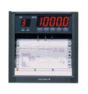 YOKOGAWA SR10000, Papier-Einbauschreiber mit 1 bis 6 Kanälen