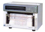 YOKOGAWA DARWIN DR130, Portabler Papierschreiber / Hybrid-Punktdrucker