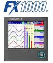 YOKOGAWA FX1000-Serie, Papierloser Einbauschreiber / Bildschirmschreiber