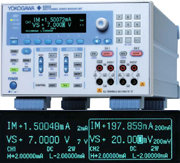 GS820 Multi DC-Quelle, Source-/Measure-Unit