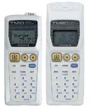 TM10 / TM20, Hand-Temperaturmesssgeräte, Digital-Thermometer, Datenlogger