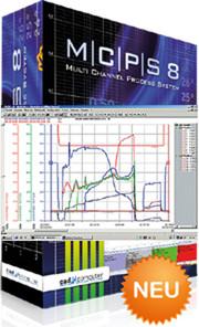MCPS8: Messdatenerfassung leicht gemacht. Modulare Software zur Messdatenerfassung, Auswertung und Berichterstellung